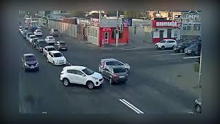 Подборка аварий. Видео регистратор. Ноябрь 2018 #4