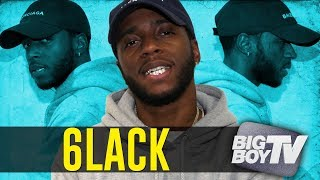 6lack on Making Music w/ J. Cole, Beyonce & Jay-Z at Coachella & A Lot More!