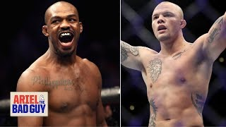 Helwani: Anthony Smith vs. Jon Jones is equivalent of 'David vs. Goliath' | Ariel & The Bad Guy