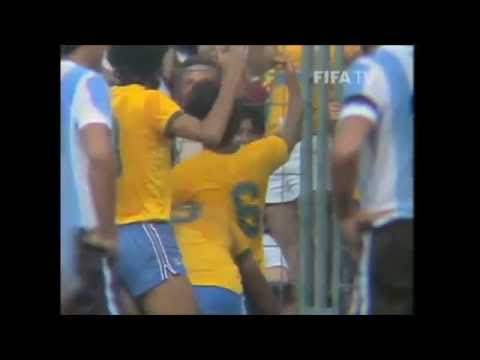 74 –Paolo Rossi: Italy v Brazil 1982 – 90 World Cup Minutes in 90 Days