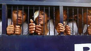 Мьянма: арестованы более 120 участников студенческого марша протеста