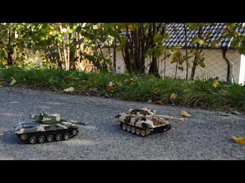 Video v článku Recenze: Wiky Tanková bitva