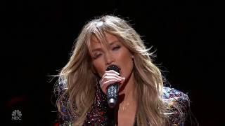 Jennifer Lopez - Elvis Presley Tribute 2019 (1080i)