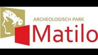 Archeologisch park Matilo in Leiden.