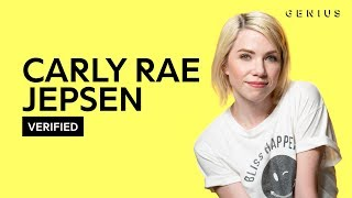 """Carly Rae Jepsen """"Party For One"""" Official Lyrics & Meaning 