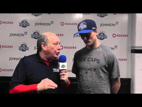 Carl Klingberg: IceCaps 360 (Dec. 4, 2013)
