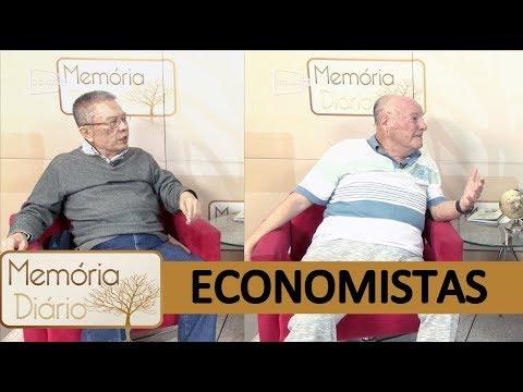 Entrevista com os economistas Franscisco Cocci e Mituo Teramae