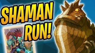 Tribute from the Tides - Shaman Rumble Run | Rastakhan