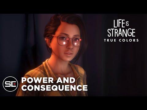 Présentation du pouvoir de Life is Strange: True Colors