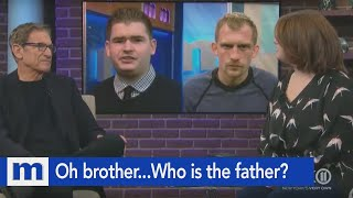 Oh brother...Who is the father of my baby? | The Maury Show