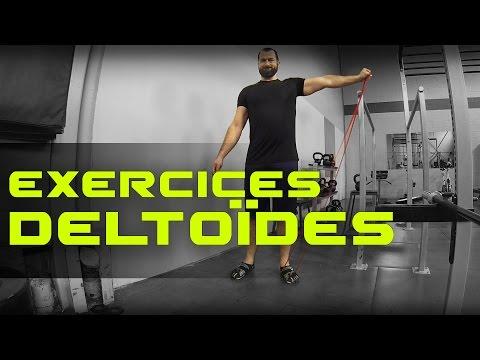 Les exercices effectifs pour le muscle transversal