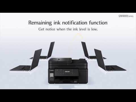Canon PIXMA GM4070 Inkjet Printer