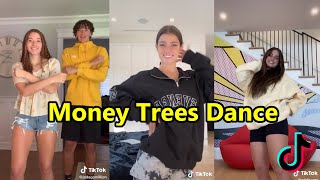 Money Trees Kendrick Lamar Tik Tok Dance (turn to a million now we all rich) | TikTok Compilation