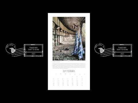 S.Erasmo e il calendario 2021