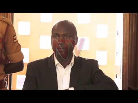 OMUBAKA THEODORE SSEKIKUBO : Akkiriziddwa okweyimirirwa, banne bawanda muliro