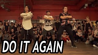 DO IT AGAIN - Pia Mia ft Chris Brown Dance | @MattSteffanina Choreography (@PrincessPiaMia)