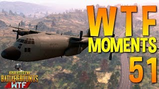 PUBG WTF Funny Moments Highlights Ep 51 (playerunknown