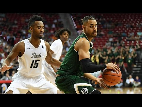 Colorado State's Gian Clavell Breaks Ankles In Final MW Game | CampusInsiders