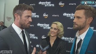 'Extra' Backstage at 'DWTS'