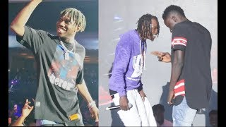 Japa EFCC! Zlatan, Naira Marley Scatter Stage With Dance Moves & Performance At Marlian Fest 2019