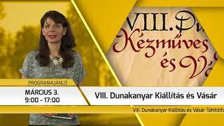 Programajánló / TV Szentendre / 2018.02.22.