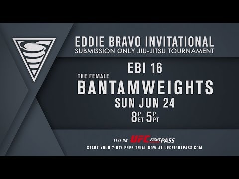 Countdown de l'EBI 16: The Female Bantamweights