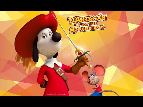 Trailer D'Artacán y los tres mosqueperros