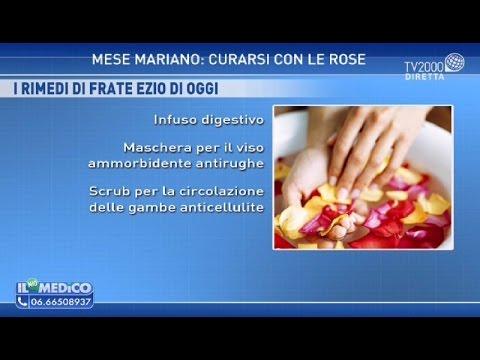 Trattamento di unghie di eczema