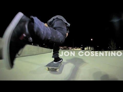 PARK DAYS WITH: JON COSENTINO