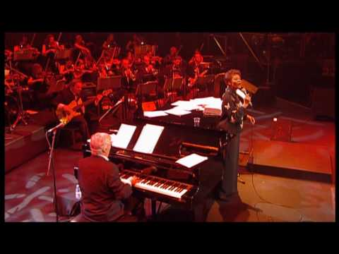 BURT BACHARACH DIONNE WARWICK ALBERT HALL ANYONE WHO HAS A HEART
