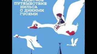 Смотреть онлайн Аудиосказка: Чудесное путешествие Нильса с гусями