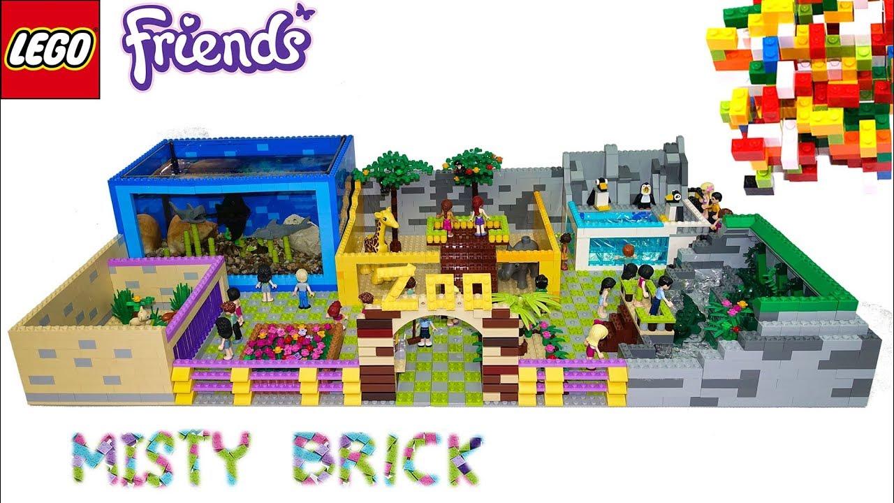 Lego Friends ZOO by Misty Brick.