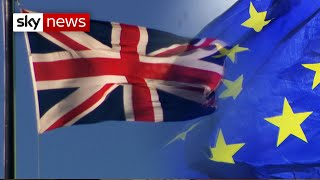 The UK's turbulent time as a member of the European Union