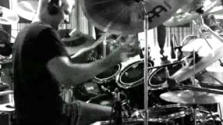 Arch Enemy - Burning Angel Drumcover by Marzl