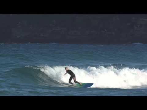 Modern Surfboards Blackbird – PU model