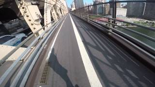 nyc morning commute   boosted board   7 30 14