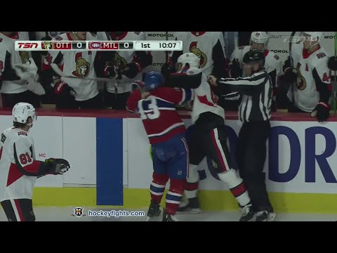 Max Domi vs. Scott Sabourin