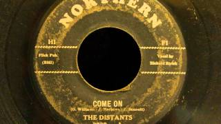 Distants - Come On - Rare Early Temptations Related Rocker
