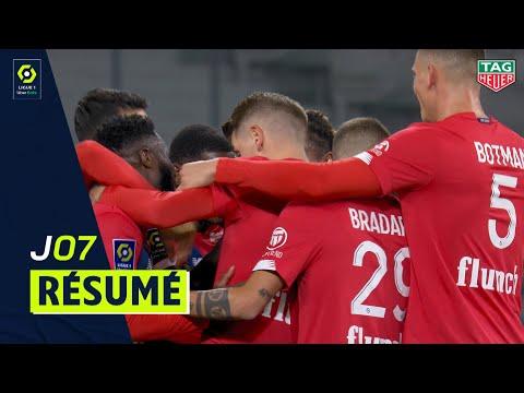 Résumé 7ème journée - Ligue 1 Uber Eats / 2020-2021