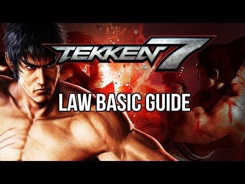 LAW Basic Guide - TEKKEN 7 (Basic To Pro)