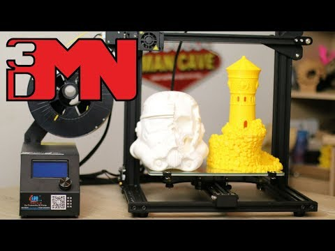 A Noob's 3D Printer Review – Creality CR-10 Mini