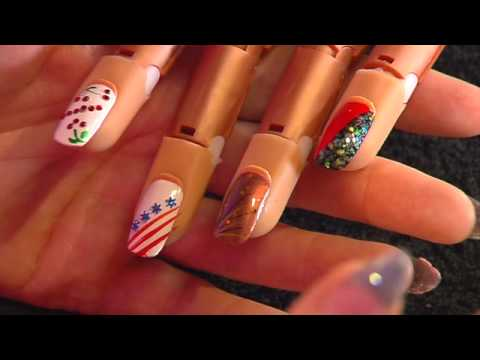 Nail Art Courses | Essential Nails - YouTube
