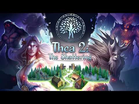Thea 2: The Shattering Gameplay Trailer EA 30th November thumbnail