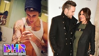 Justin Bieber Calls Instagram The DEVIL - Liam Payne Is Going To Be A Dad (DHR)