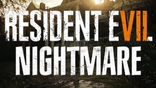Resident Evil 7 Nightmare VR