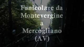 preview picture of video 'Funicolare da Montevergine a Mercogliano (AV)'