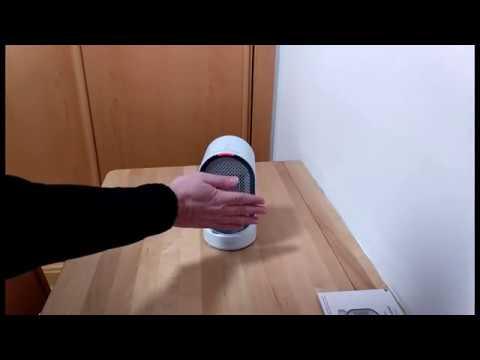 Calefactor eléctrico portatil de aire frío y caliente Dodocool