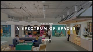 A Spectrum of Spaces