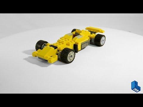 Vidéo LEGO Creator 4939 : Les super voitures