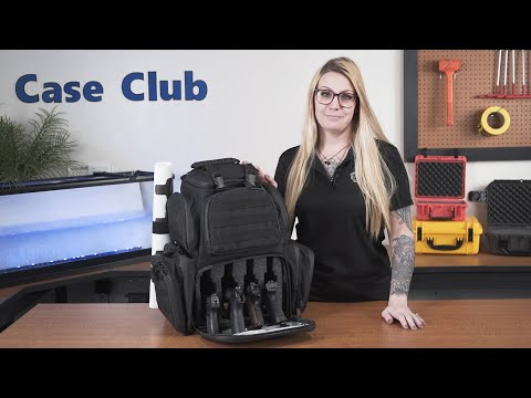 Tactical 4-Pistol Backpack (Gen 2) - Featured Youtube Video